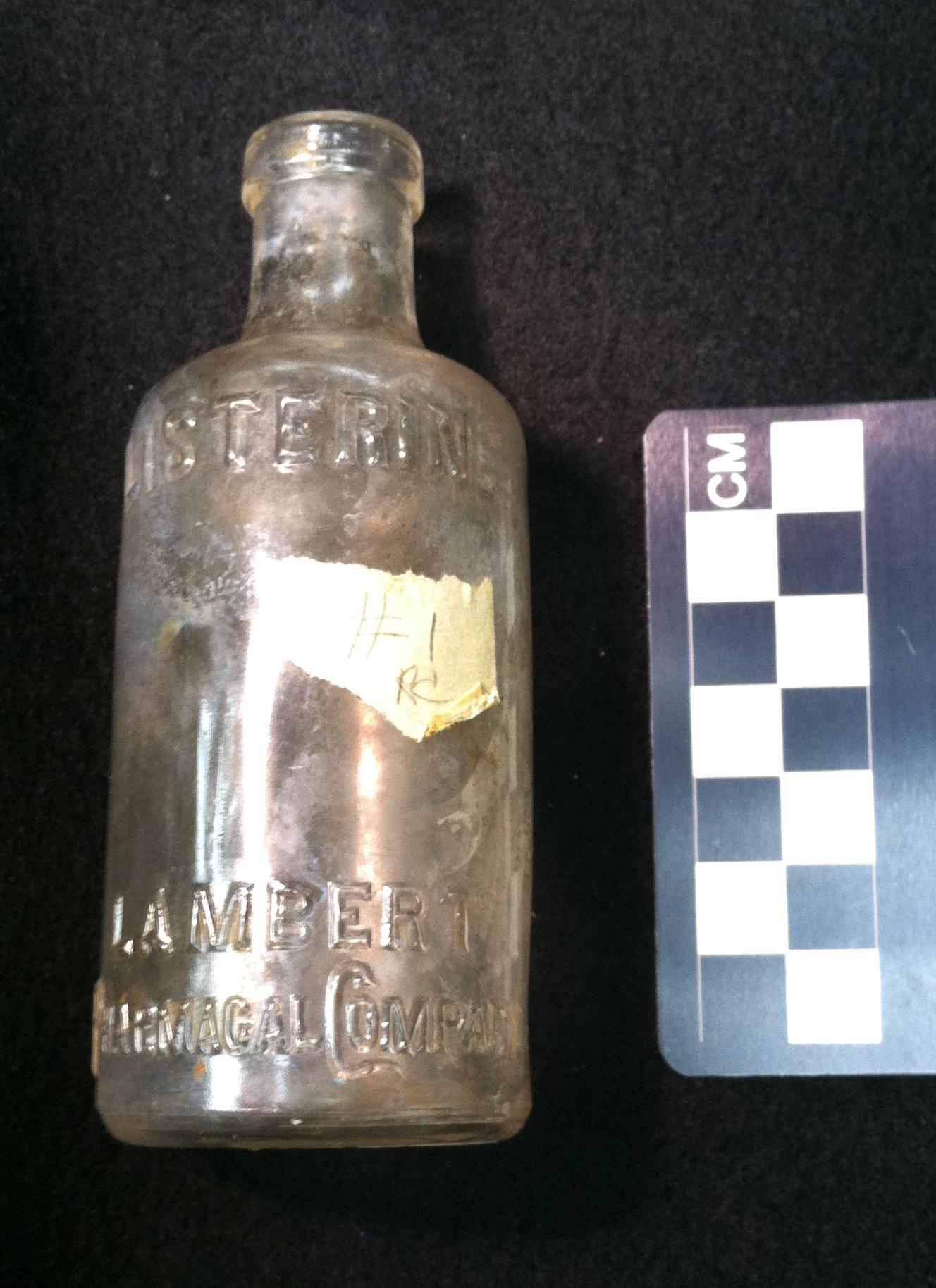 Listerine, Lambert Pharmacal Company, St  Louis, MO | Old Main Artifacts