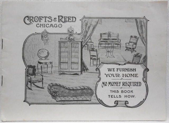 Advertising Booklet for Crofts & Reed - Premium Catalog for Selling Soap, Perfume from 1900