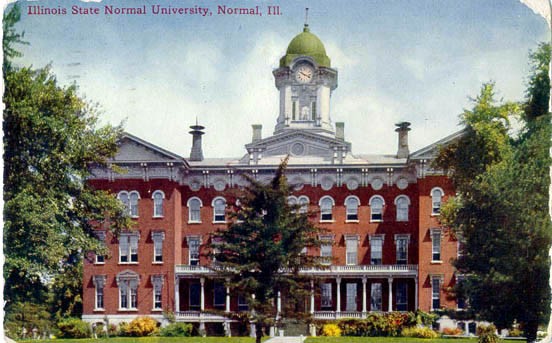 Illinois State Normal University Normal [1911]