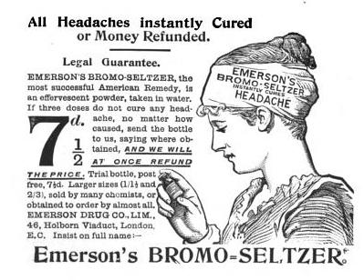 Ad from The Pall Mall Magazine, Volume 17, 1899  page xviii.