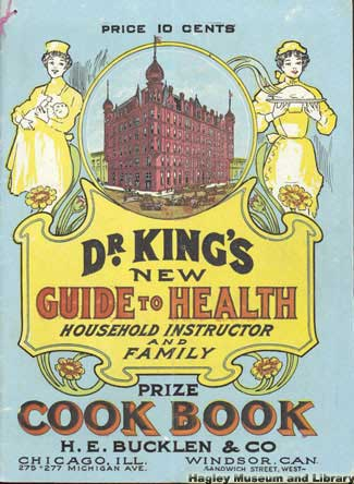 Dr. King's New Guide to Household Health, circa 1907