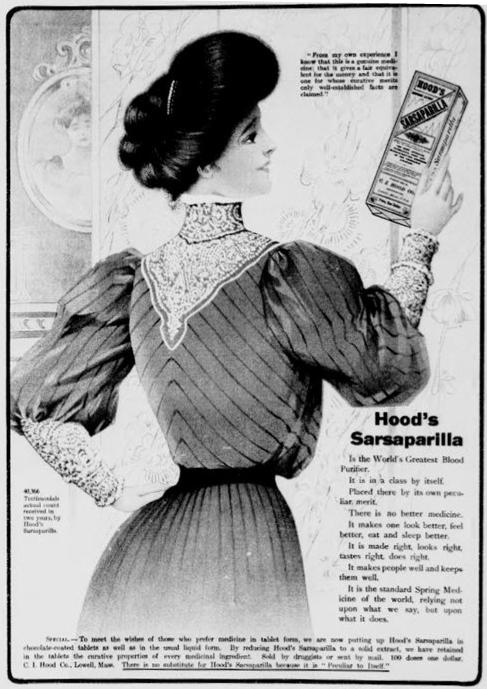 1906 advertisement