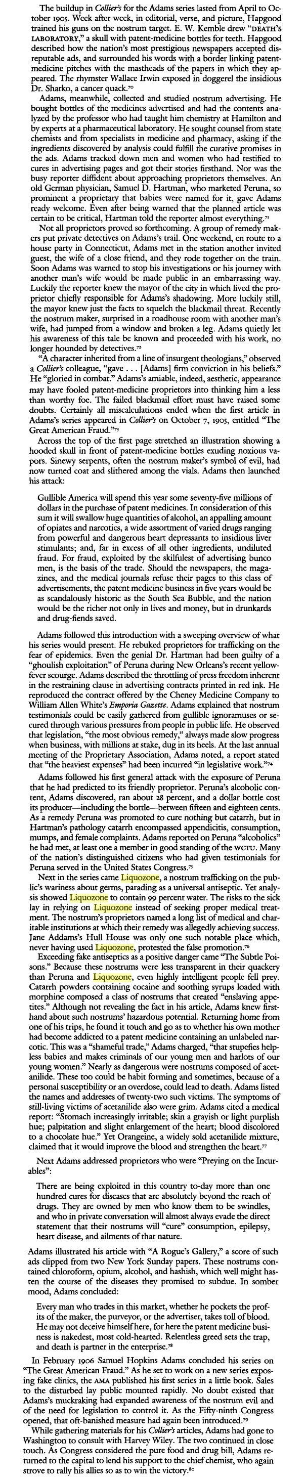Excerpt from Pure Food: Securing the Federal Food and Drugs Act of 1906 by James Harvey Young, 2014