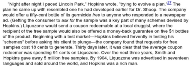 Excerpt from: The Man Who Sold America: The Amazing (but True!) Story of Albert D. Lasker and the Creation of the Advertising Century  by Jeffrey L. Cruikshank and Arthur Schultz, 2013