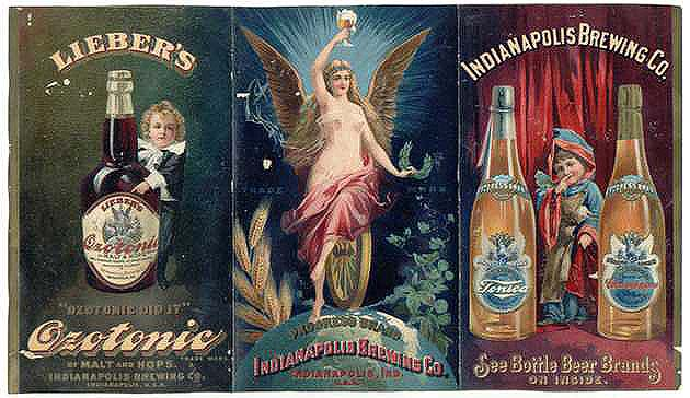 3 Advertising Cards, date unknown.