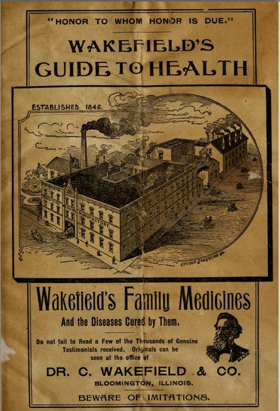 From Wakefield's guide to health (1893)