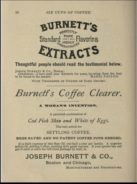 Excerpt from Six Cups Of Coffee : Prepared For The Public Palate By The Best Authorities On Coffee Making by Parloa, Maria, Published 1887