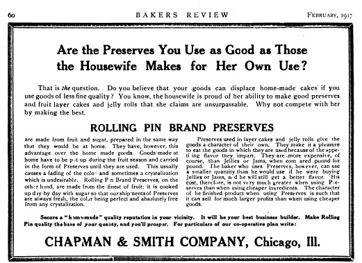 Bakers Review, Volume 34, Wm. R. Gregory Company, 1917