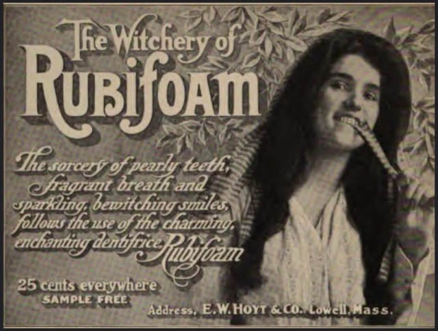 1904 Advert – Rubifoam